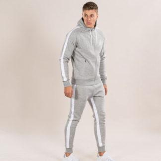 Mens FUTUREOX Grey Tracksuit Set free shipping | Tracksuitsonline.com