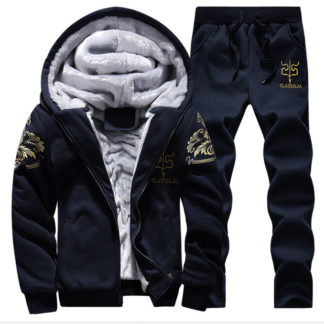 Mens Classilal Hooded Tracksuit Set Free Shipping | Tracksuitsonline.com