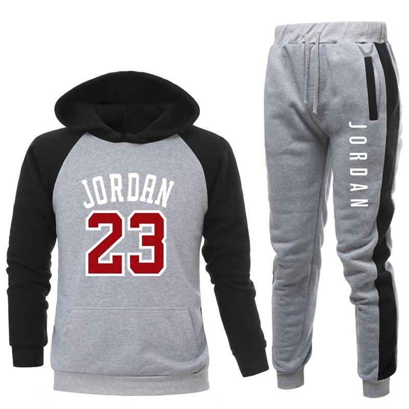 Jordan Tracksuit Sweatshirt set