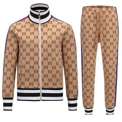 Men's Tracksuit Gucci Style